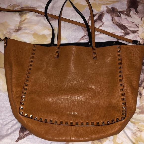 Valentino Handbags - ***SOLD*** Valentino Reversible Tote